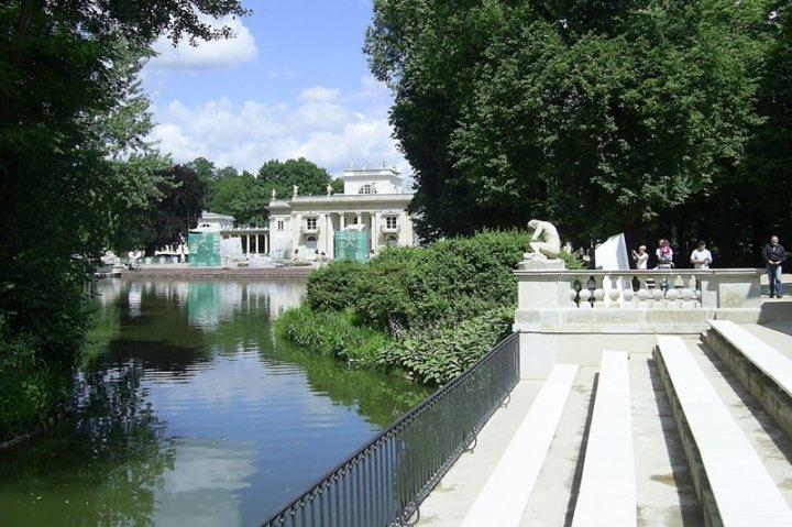 Wycieczka Do Parku łazienki Królewskie W Warszawie 2706